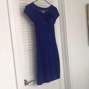 Cobalt blue H&M dress